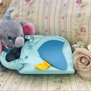 Disney Parks Dumbo Ride Crossbody Mini Bag